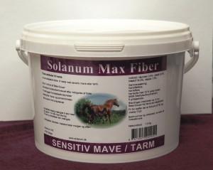 Solanum Max Fiber messenyhed på hest og rytter