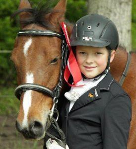 Pony Tabasco og Lucia