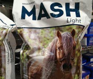 Fibre - mash light Brogaarden - Herning Horse Show
