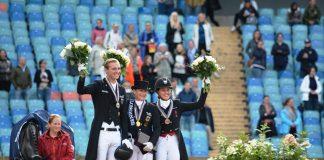FEI Herning - Hestezonen.dk - Isabell Werth - Cahtrine Dufour