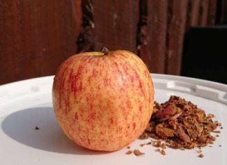 æbler til heste - æblefibre til heste - hestezonen