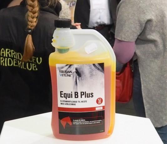 Equi B Plus B-vitamin fra Equidan Vetline
