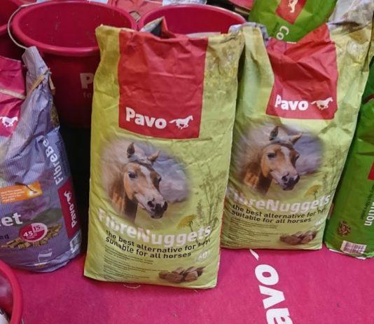 nyhed fra pavo - fibre nuggets og fibre beet